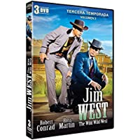 Jim West - Temporada 3 Volumen 2 - DVD