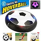 Magicwand® Hover Type Indoor Football Toy With Led Lights (Multi-Colored)