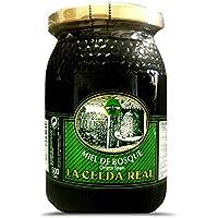 La Celda Real - Miel Natural 500g - 3 sabores diferentes: Miel Romero / Miel Azahar / Miel de Bosque - 100% Natural - Origen España (Miel de Bosque)