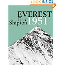Everest 1951: The Mount Everest Reconnaissance Expedition 1951 (Eric Shipton: The Mountain Travel Books)