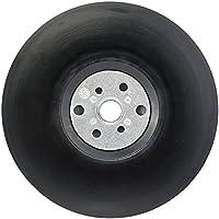 Bosch 1 608 601 033 - Plato de goma, 125 mm, 12 500 U/min, pack de 1