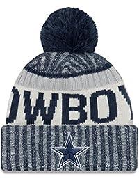 New Era NFL Dallas Cowboys Herren Strickmütze Mehrfarbig