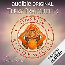Unseen Academicals: An Audible Original Drama