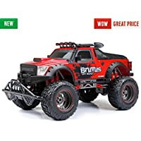 New Bright RC Brutus Truck 1:8 - Compare prices on radiocontrollers.eu