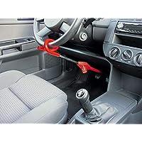 CORA 000103013Dispositivo de bloqueo de volante y pedal como protección antirrobo para coches