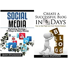 Network Marketing: Social Media Marketing Strategy - How to Create a Successful Blog in 5 Days (English Edition)
