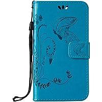 Cozy Hut Huawei Nova Hülle, Huawei Nova Case, Schmetterling Muster Kunstleder Ledertasche Schutzhülle Case Tasche... preisvergleich bei billige-tabletten.eu