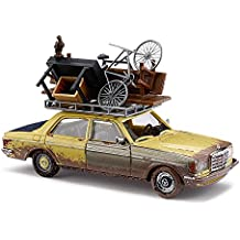 Busch 46858 Mercedes W123 Indestructible - Coche a escala [Importado de Alemania]