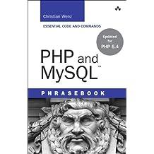 PHP and MySQL Phrasebook (Developer's Library)