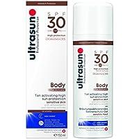 Ultrasun, Attivatore di abbronzatura SPF30 da corpo, 150 ml