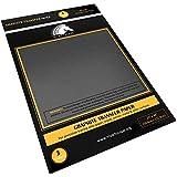 Graphite de transfert de papier calque–3feuilles–50,8x 121,9cm–Papier carbone par myartscape (Noir)