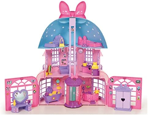 IMC Toys Mouse Maison de Minnie-Disney, 182592 | Exquis