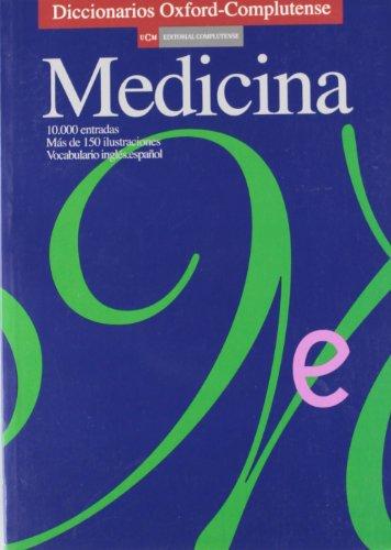 Descargar Libro Diccionario de medicina (Diccionarios Oxford/Complutense) de Aa.Vv.