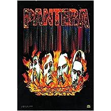 Póster de juego de bandera - Pantera | 064
