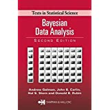 Bayesian Data Analysis (Chapman & Hall/CRC Texts in Statistical Science) by Andrew Gelman (1995-06-01)