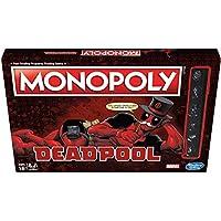Preisvergleich für Deadpool Monopoly erfüllt Das Monopoly-Spiel, es ist EIN Perfektes Spiel!