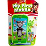(Silbans International) Digital Tommy Cat Kids Mobile Phone With Touch Feature And With Amazing Light And Sound Effect For Kids