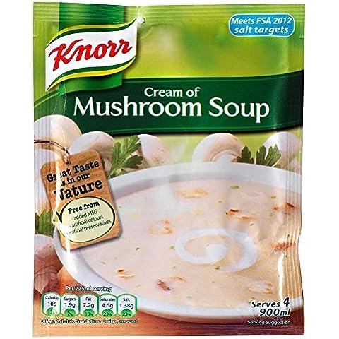 Knorr Crema Di Funghi (82g) (Confezione da 2)