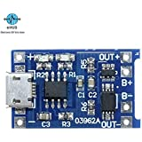 EHUB Micro USB 5V 1A 18650 TP4056 Lithium Battery Charging Module Board With Protection