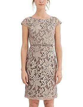 ESPRIT Collection Damen Kleid 027eo1e024