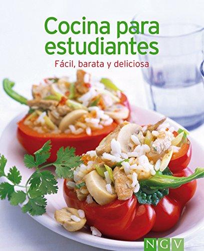 Descargar Libro Cocina para estudiantes: Nuestras 100 mejores recetas en un solo libro de Naumann & Göbel Verlag