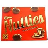 Cadbury Nutties Chocolate Pack, 30g