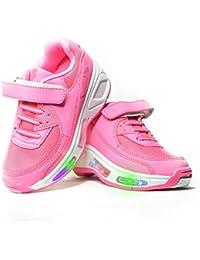 Envio 24H Usay like Zapatillas Con Ruedas Color Rosa Para Niña Chica Talla 38 Envio Desde España