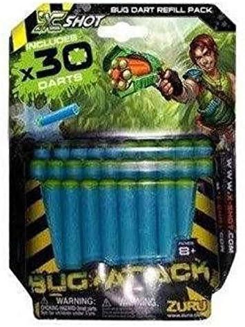 Bug Bug Attaque Dart Recharge comprend du 30 fléchettes (expédiés à partir du comprend Royaume-Uni) f45c59