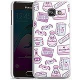 Samsung Galaxy A3 (2016) Housse Étui Protection Coque Sucreries Bonbons Motif