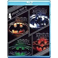 4 Grandi Film: Batman Collection