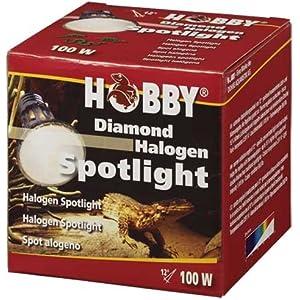 Diamond Halogen Spotlight, 100 W