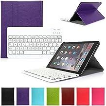 iPad Air 1 Funda con Teclado Bluetooth ,CoastaCloud iPad Air 1 Funda Cubierta Protectora con Teclado Inalambrico QWERTY Español para Apple iPad Air 1 (A1474, A1475,