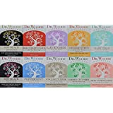 Dr. Woods Natural Pure Castile Bar Soaps made with Moisturizing Organic Shea Butter, 5.25 Ounce Bars Variety 10 Pack