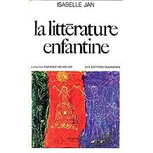 La littérature enfantine