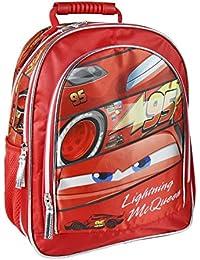 Cars 2100001836 Junior Premium, 38 cm, Rojo