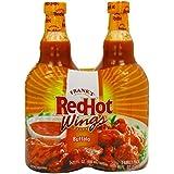 Frank's Red Hot Buffalo Wings Sauce (2 x 680ml)