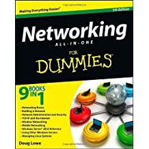 Networking All-in-One For Dummies by Lowe, Doug 5th (fifth) Edition (11/28/2012)
