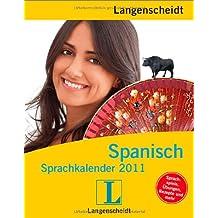 Langenscheidt Sprachkalender 2011 Spanisch - Sprachkalender