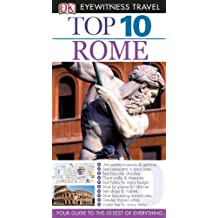 DK Eyewitness Top 10 Travel Guide: Rome by Reid Bramblett (2011-03-01)
