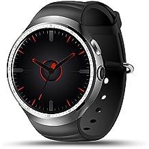 "LEMFO Smartwatch Orologio da polso Watch Phone con Camera SIM & TF Card 1.3"" AMOLED Touch Screen Per Smartphone Android"