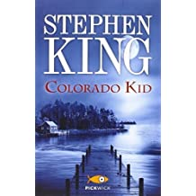 Colorado Kid by King, Stephen (2014) Perfect Paperback