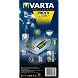 Chargeur de batteries AA + AAA - VARTA - photo 15minute - (inclus 2 x AA photo 15 mn - 2300mAh)