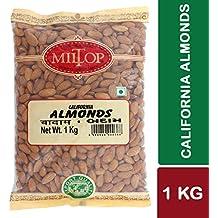 Miltop California Almonds, 1kg