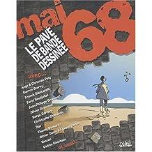 Mai 68 : Le pavé de bande dessinée