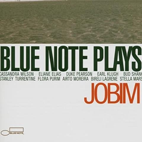 Blue Note Plays: Tom Jobim by EMI Europe Generic (2005-05-03) - 2005 Blue Note
