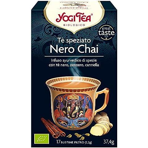 Yogi Tea Nero Chai - 37.4 gr
