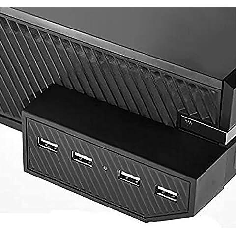MP power @ Usb hub 4 Puertos For Microsoft Xbox One xbox 1