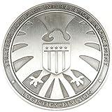 Generic Los Vengadores agentes de escudo S.H.I.E.L.D Metal Badge