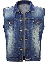 Suchergebnis auf Amazon.de für  Capricorn Rockwear - Westen   Jacken ... 61650ca3ac