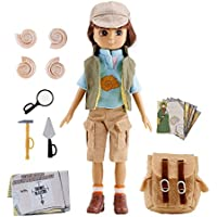 Puppe Lottie LT053 Fossil Hunter - Puppen Zubehör Kleidung Puppenhaus Spieleset - ab 3 Jahren
